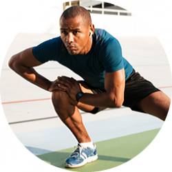 Osteopathie für Sportler/innen